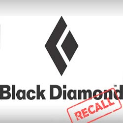 Black Diamond: Recall On Ascenders, Lanyards and Cams