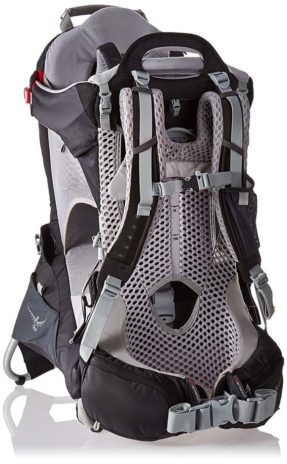 adacf811c0b Osprey Poco AG Plus Child Carrier Backpack   Daypack - Black. Show More