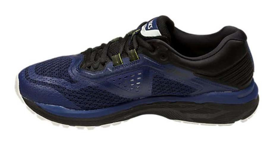 Asics GT-2000 6 Trail Mens Wide Trail Running Shoes (2E) - Peacoat Black 64f461760a455