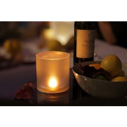 Luci candle solar inflatable lantern for Luci a led calde
