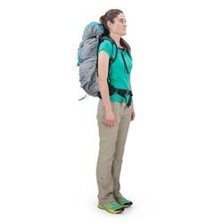 c7a074631ae0 Osprey Eja 48L Womens Lightweight Backpack - Equinox Blue