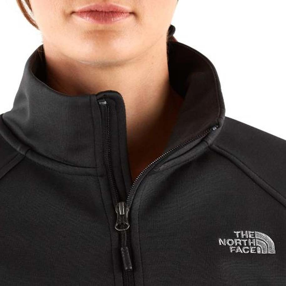 ed3d7e23dc The North Face Womens Canyonwall Softshell Jacket - TNF Black. Show More