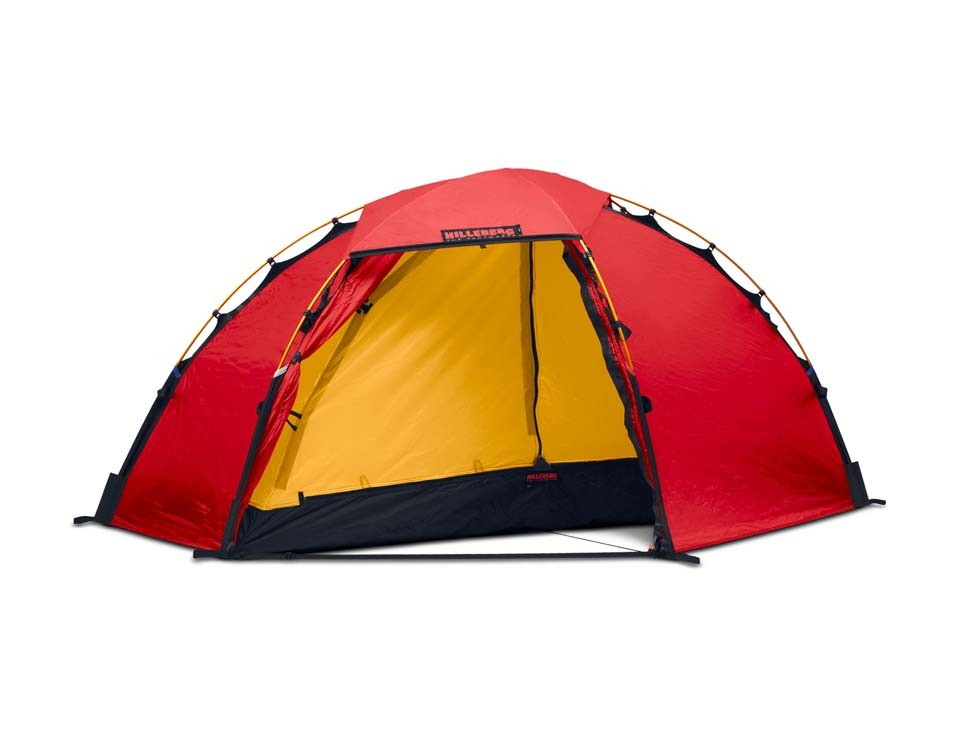 sc 1 st  Wild Earth & Hilleberg Soulo - 1 Person 4 Season Mountain Hiking Tent - Red