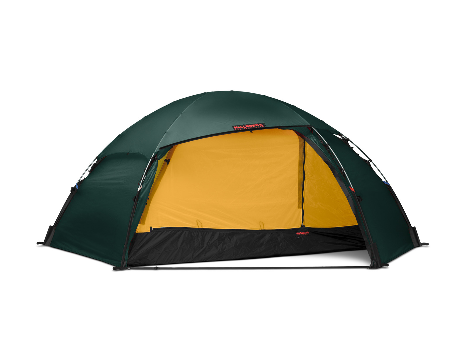 Hilleberg Allak - 2 Person 4 Season Mountain Hiking Tent - Green  sc 1 st  Wild Earth & 4 Season Hiking Tents Mountain u0026 Expedition Tents