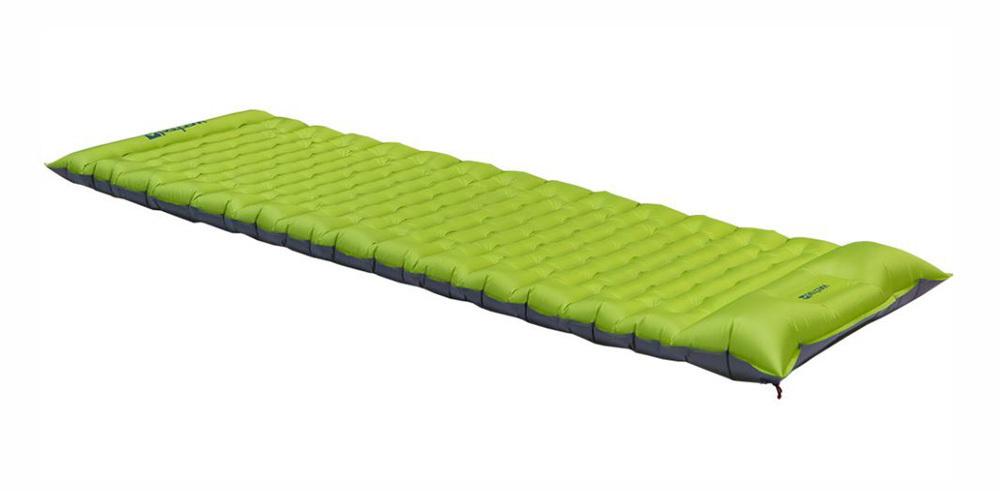Green Wechsel Nubo L Lightweight Insulated Sleeping Mat Rectangular Single