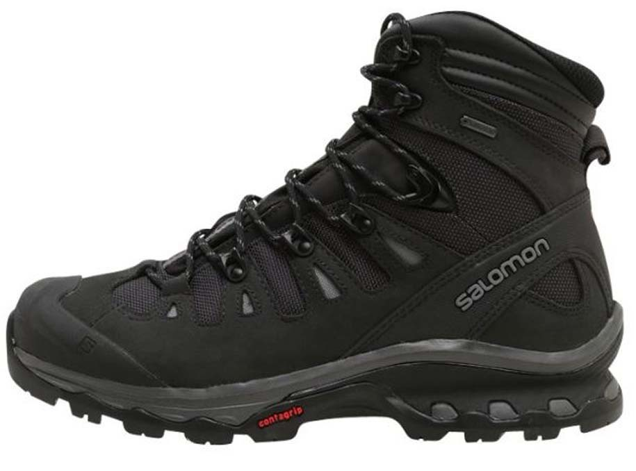 salomon gore tex white