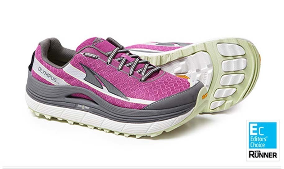new concept ffde6 ac179 Altra Olympus 2 Womens Trail Running Shoes - Purple/Lime