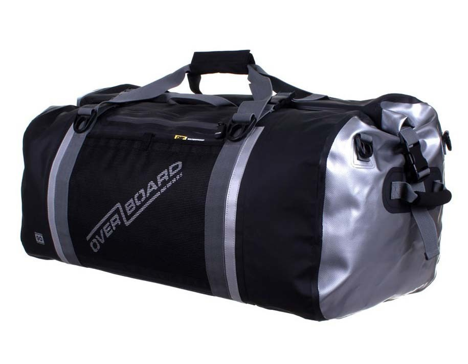 Overboard 90 Litre Pro-Sports Dry Waterproof Duffel - Black. Show More 18733b71ed
