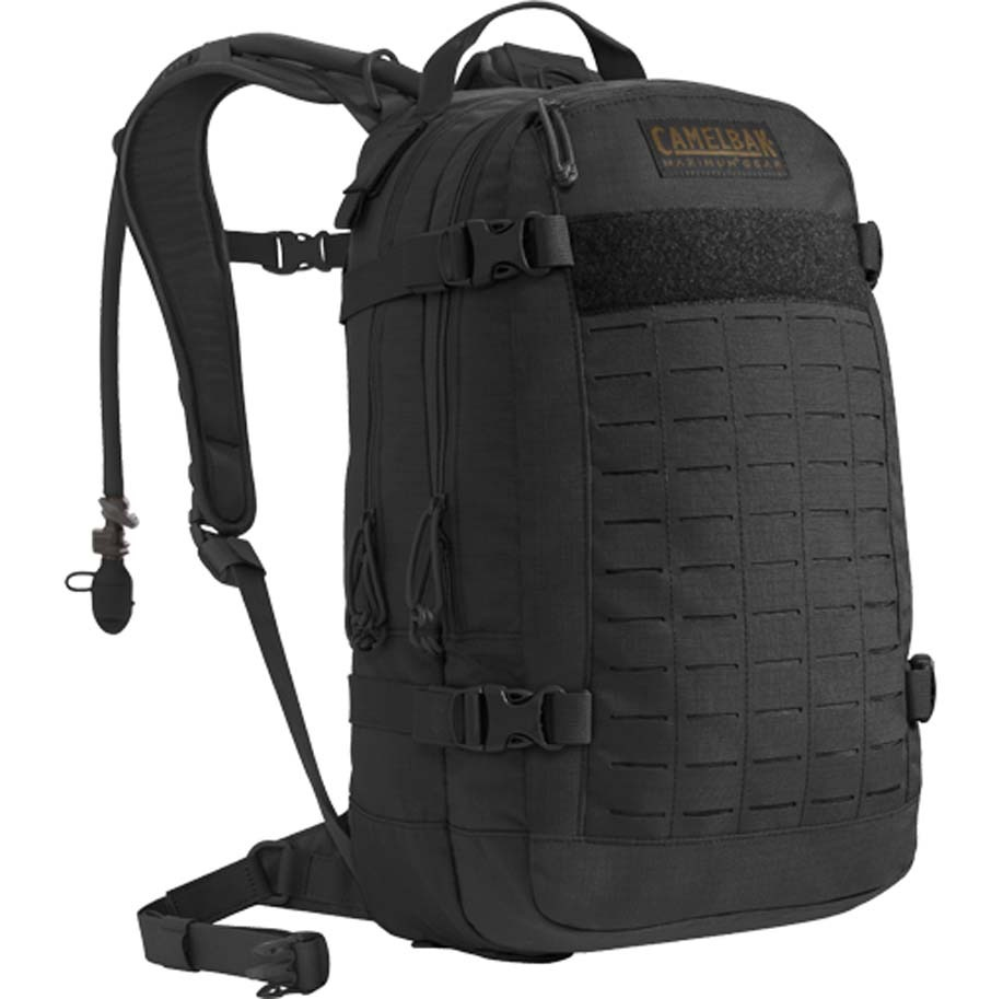 Camelbak Hawg 3L Military Hydration Backpack - Black 3cad3b9c8c5