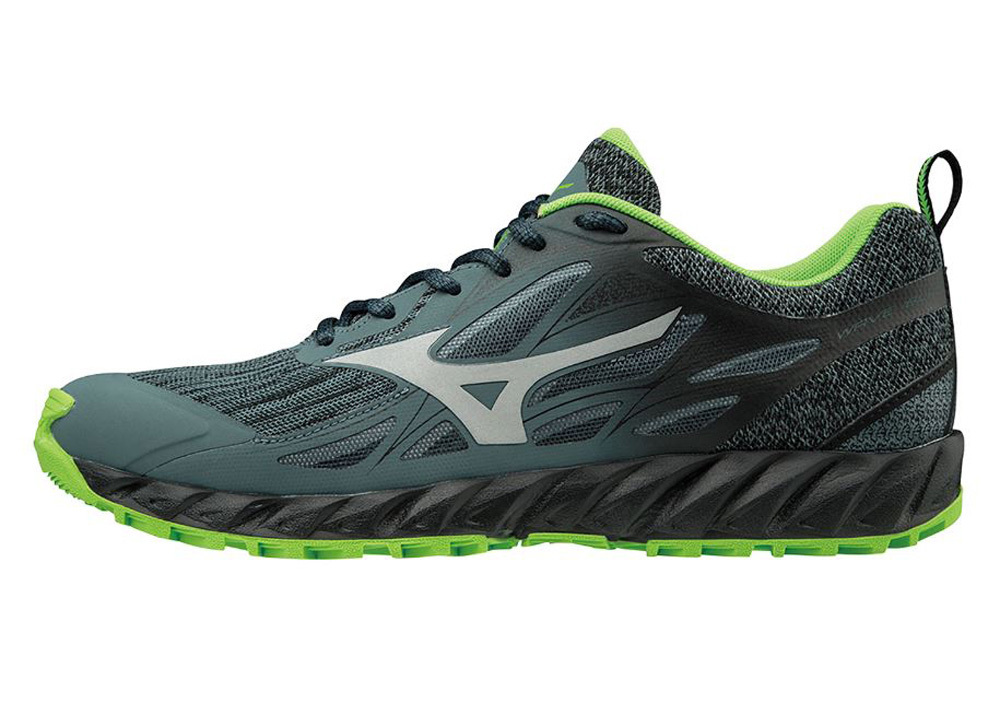 mizuno wave trail