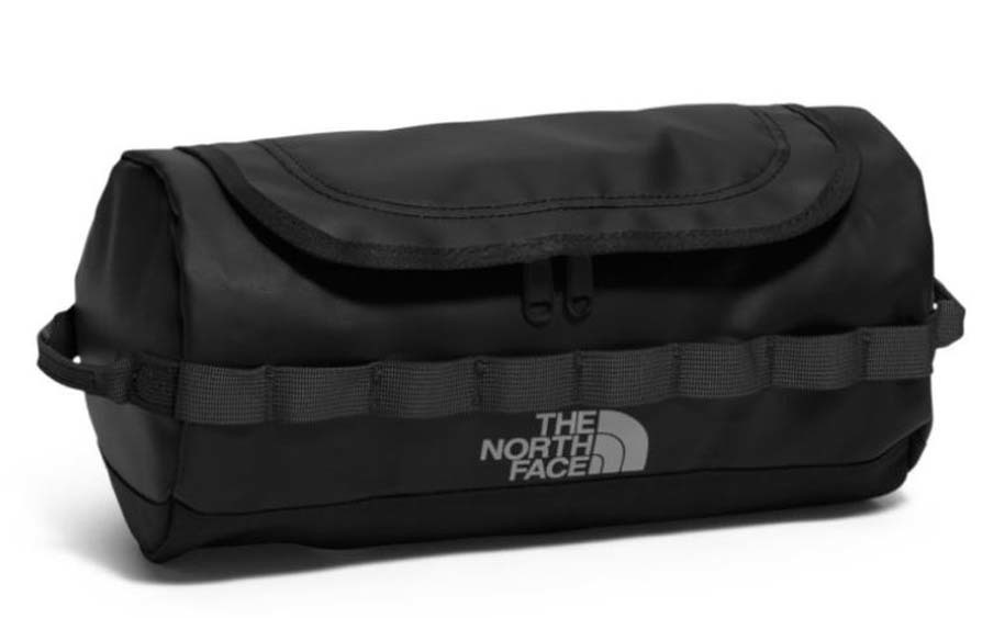 6e535d7e26 The North Face Base Camp Travel Canister Toiletry Bag - Large - TNF Black