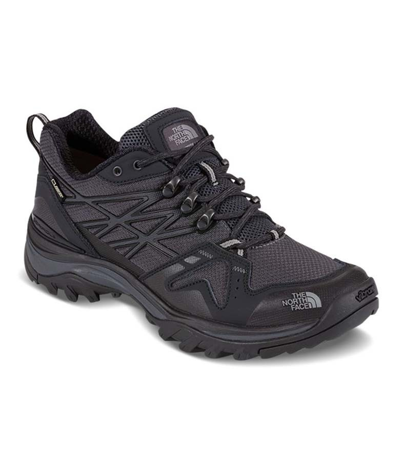 a131b1ff6c The North Face Mens Hedgehog Fastpack GTX Waterproof Hiking Shoes - TNF  Black/High Rise Grey