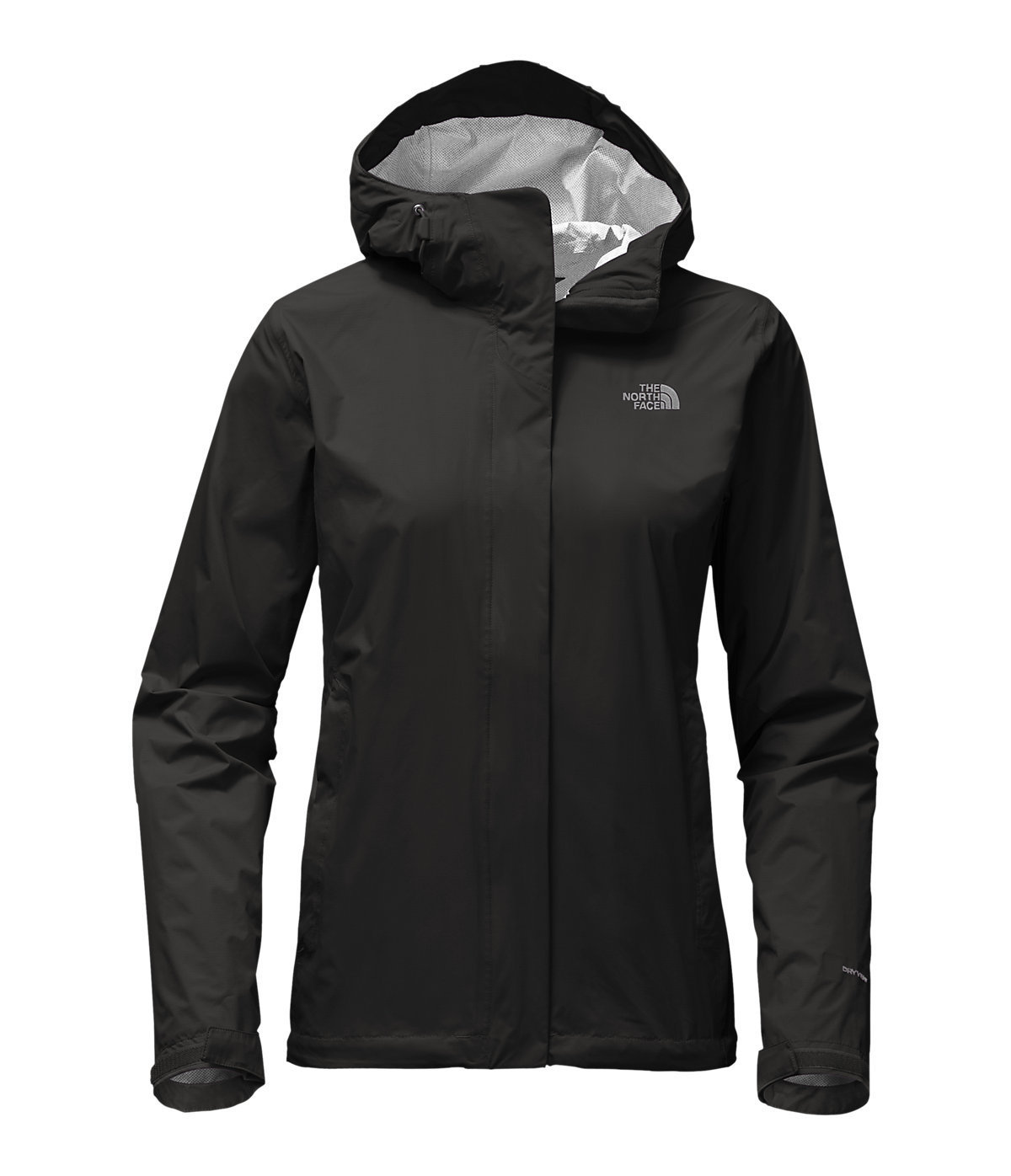 f0f7787a3 The North Face Womens Venture 2 Waterproof Jacket - TNF Black