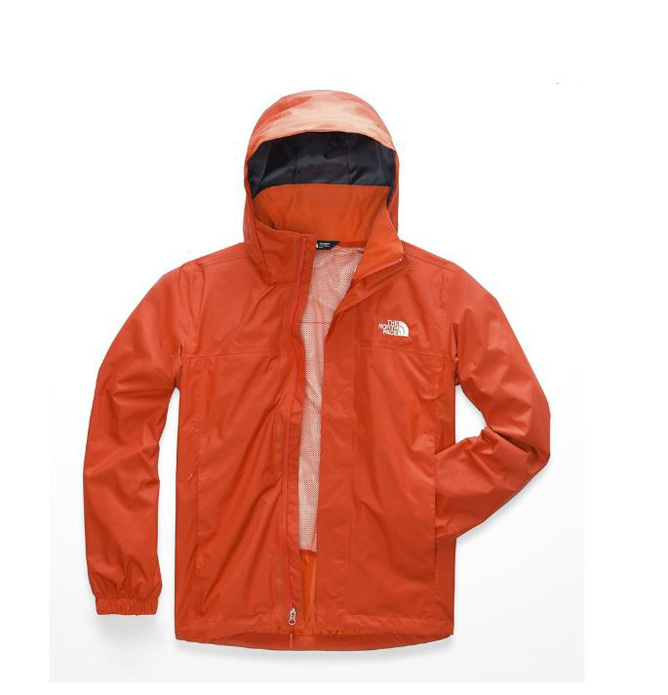 50d74deaa5f6 The North Face Resolve 2 Mens Jacket - Zion Orange. Show More