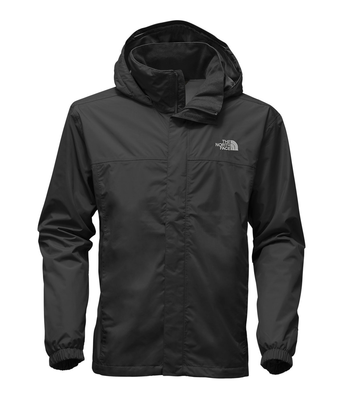 The North Face Mens Resolve 2 Waterproof Jacket - TNF Black a6d41e934