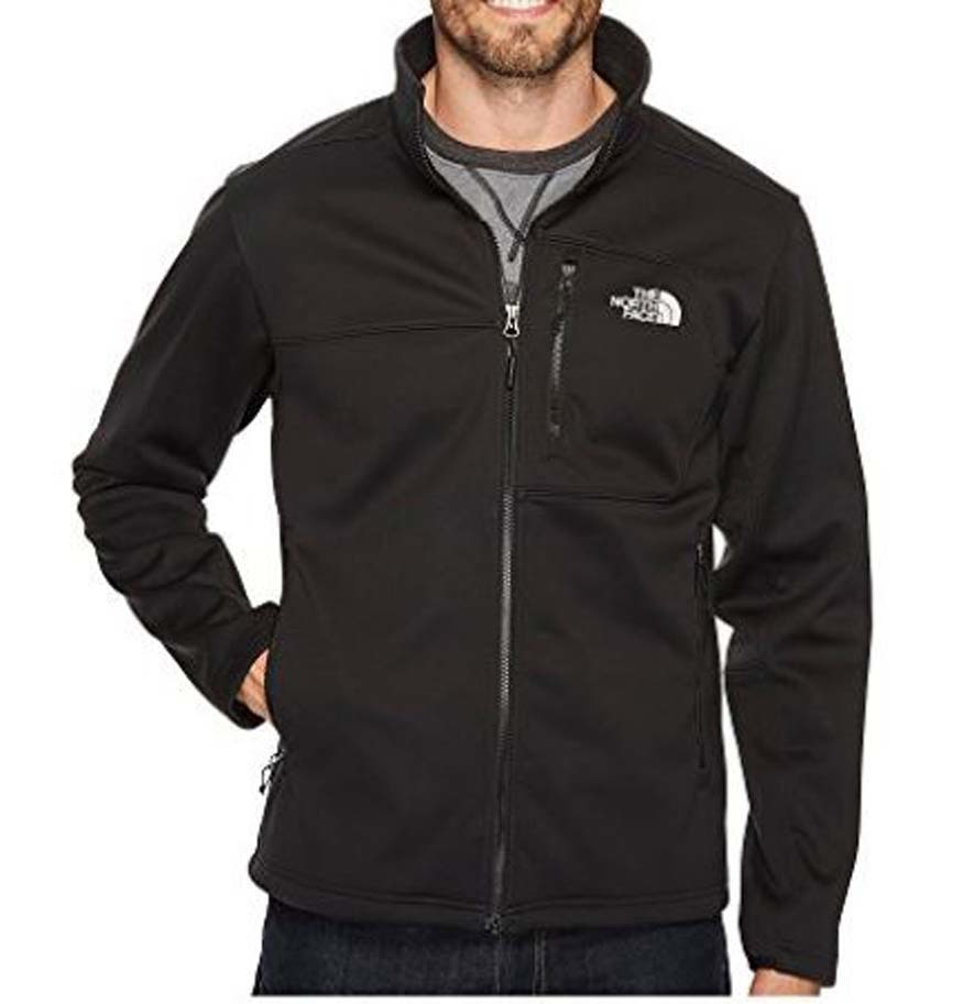 The North Face Mens Apex Risor Softshell Jacket - TNF Black. Show More 3e8f33272
