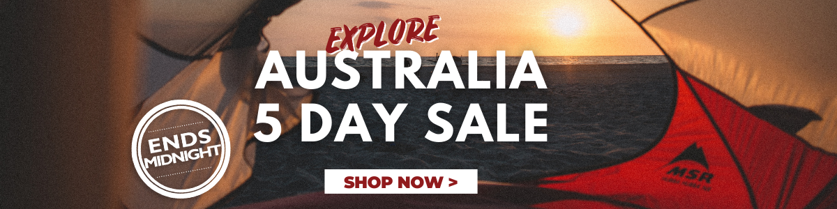 5 Day Australia Sale 2021 Cat Bnr EM