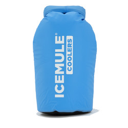IceMule Classic 10L Small Waterproof Backpack Cooler Bag - Blue