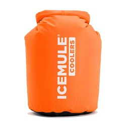IceMule Classic 20L Large Waterproof Cooler Bag - Blaze Orange
