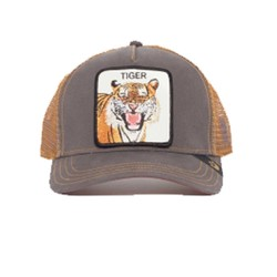 Goorin Bros Eye of the Tiger - Brown - OSFM