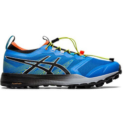 Asics FujiTrabuco PRO Mens Trail Running Shoes - Directoire Blue/Black