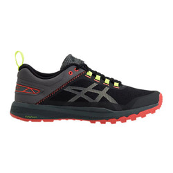 Asics Fuji Lyte Xt Mens Trail Running Shoes - Dark Grey/Carbon