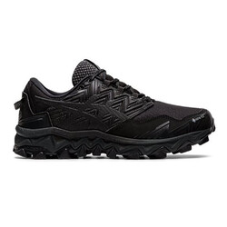Asics Gel-Fujitrabuco 8 G-Tx Mens Shoes - Black/Black
