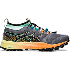 Asics FujiTrabuco PRO Womens Trail Running Shoes - Metropolis/Black