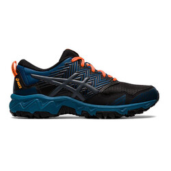 Asics GEL-FujiTrabuco 8 GS Kids Trail Running Shoes - Directoire Blue/Carrier Grey