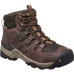 Keen Gypsum II Mid WP Mens - Coffee Bean Bronze Mist