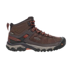 KEEN Targhee EXP Mid Waterproof Mens Hiking Boots - Brown