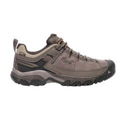 KEEN Targhee EXP Waterproof Mens Hiking Shoes - Brown