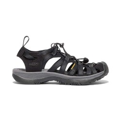 Keen Whisper Womens Sandal - Black Magnet