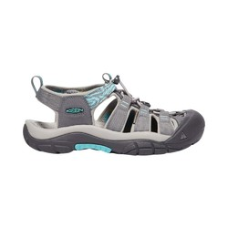 Keen Newport H2 Womens Sandals - Steel Grey/Turquoise