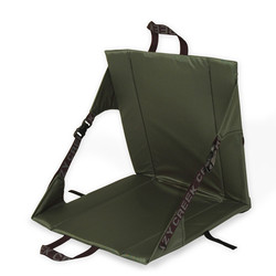 Crazy Creek Original Folding Outdoor Chair Seat - Green
