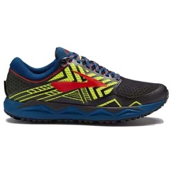 Brooks Caldera 2 Mens Trail Running Shoes - Blue/Nightlife/Black