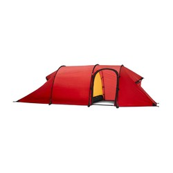 Hilleberg Nammatj 3 GT - 3 Person 4 Season Mountain Hiking Tent - Red