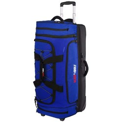 Black Wolf Bladerunner Rolling Travel Bag 110L + 30L - Blue
