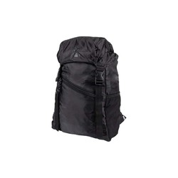 Poler Stuffable Rucksack Bag - Black