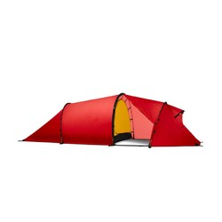 Hilleberg Nallo 3 GT - 3 Person 4 Season Mountain Hiking Tent - Red
