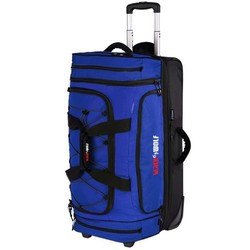 Black Wolf Bladerunner Rolling Travel Bag 80L + 20L - Blue