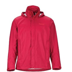 Marmot PreCip Mens Waterproof Jacket - Sienna Red