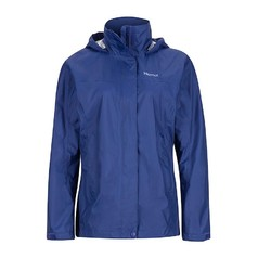 Marmot PreCip Womens Waterproof Jacket - Deep Dusk