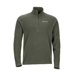 Marmot Rocklin 1/2 Zip Mens Fleece Jacket - Crocodile
