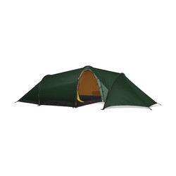 Hilleberg Anjan 2 GT - Light Weight 2 Person Mountain Hiking Tent - Green