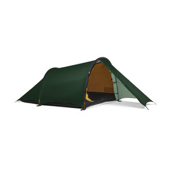 Hilleberg Anjan 2 - Light Weight 2 Person Mountain Hiking Tent - Green