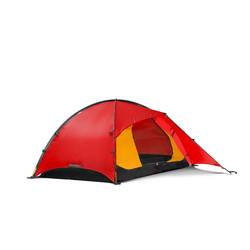 Hilleberg Rogen - Light Weight 2 Person Mountain Hiking Tent - Red