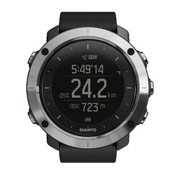Suunto Traverse Outdoor GPS Watch -Black