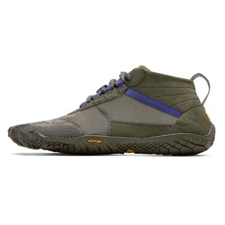 Vibram Fivefingers V-Trek Womens Shoe - Military/Purple