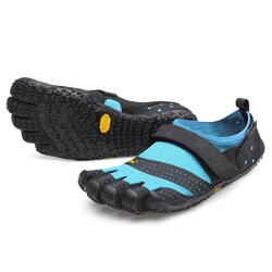 Vibram Fivefingers V-Aqua Womens Shoes - Blue